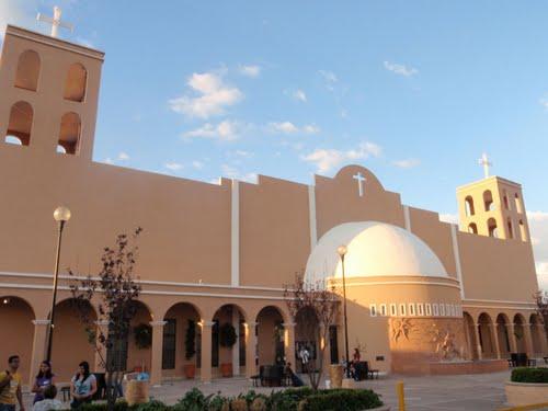 Iglesia San Antonio de Padua en Chihuahua
