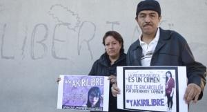 Campaña liberación de Yakirí Rubí Rubio.  Legítima defensa