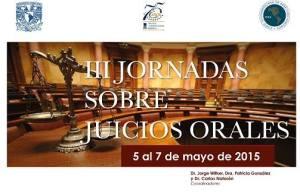 Tercera jornada de juicios orales