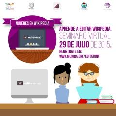 Seminario virtual webinar Mukira