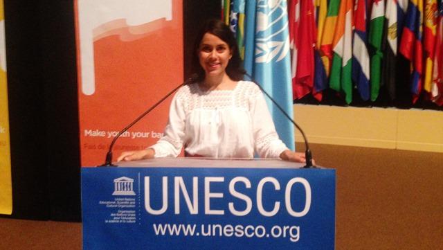 Laura UNESCO