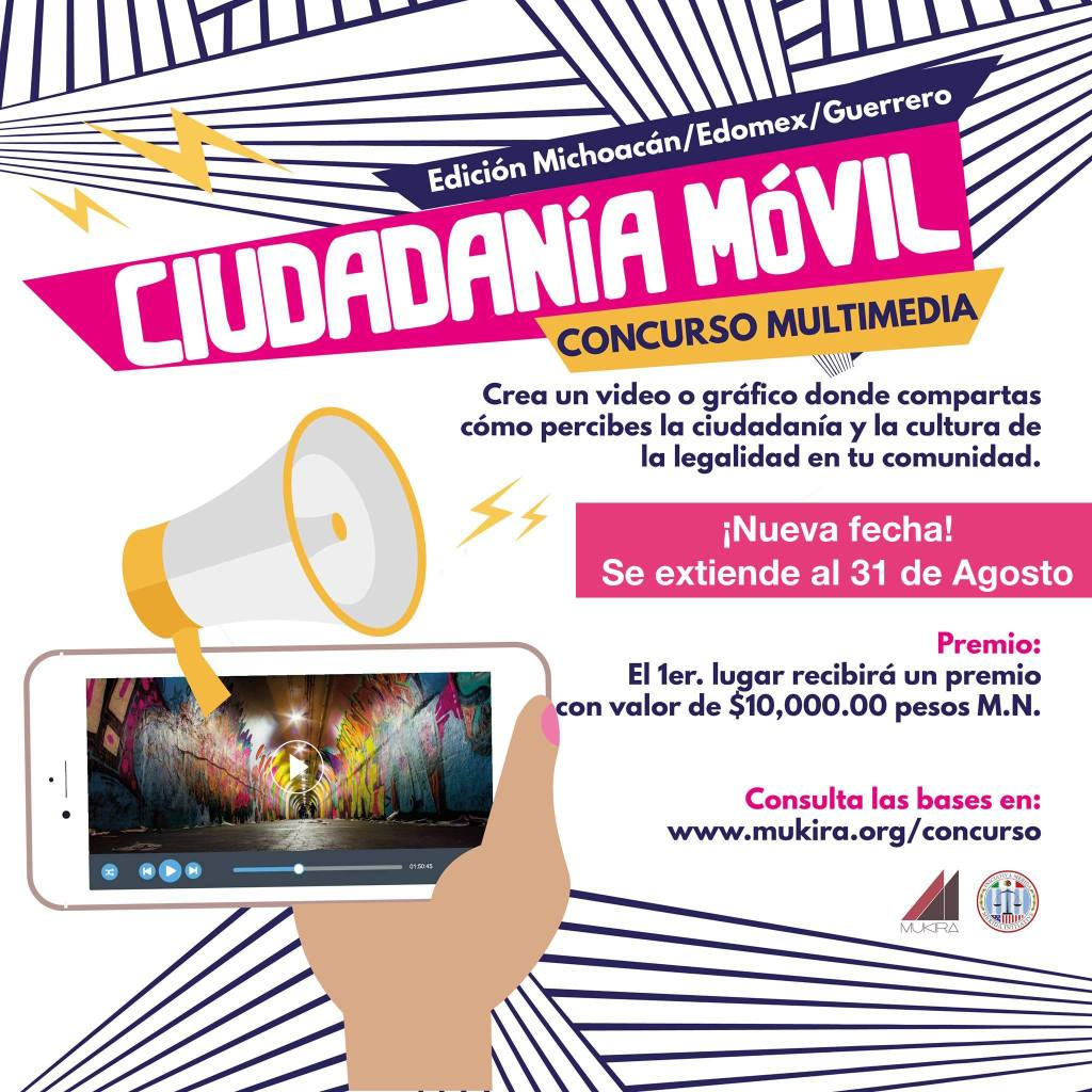 Privado: Concurso Multimedia Ciudadanía Móvil Chihuahua